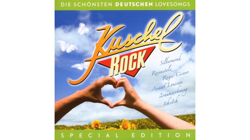 KuschelRock Die Schoensten Deutschen Lovesongs