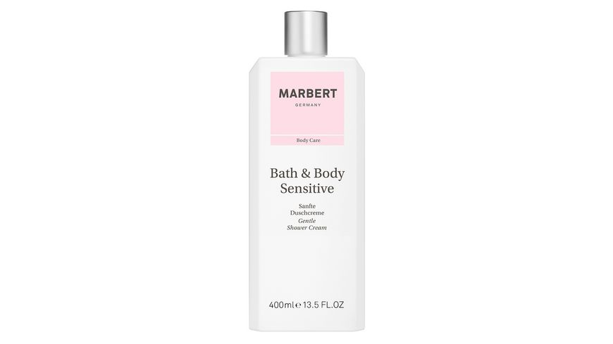 MARBERT Bath&Body Sensitive Duschcreme