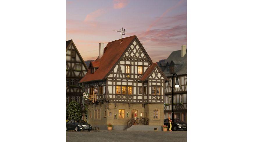 Viessmann 38744 Kibri H0 Gasthaus Roessle Markgraefler Land