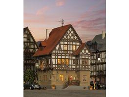 Kibri 38744 H0 Gasthaus Roessle Markgraefler Land