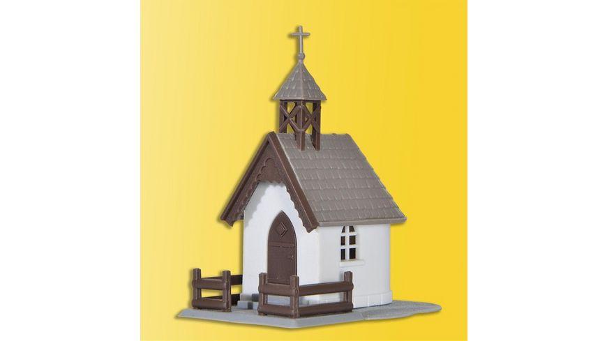 Kibri 39781 H0 Kapelle Kuehzagl