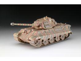 Revell 03138 Tiger II Ausf B Porsche Prototype Turret