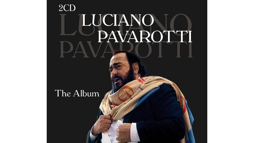 Luciano Pavarotti The Album