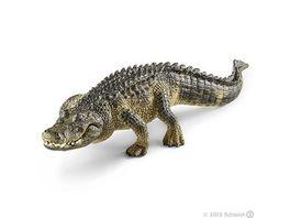 Schleich 14727 Wild Life Alligator