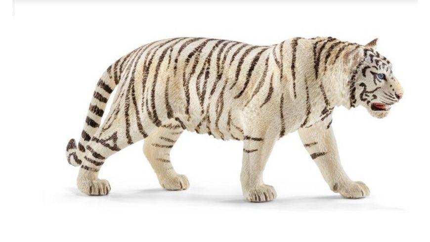 Schleich Wild Life Tiger weiss