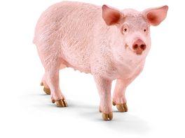 Schleich Farm World Schwein