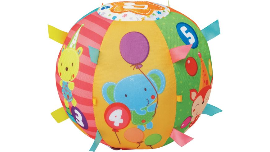 VTech Baby 1 2 3 Tierspass Ball
