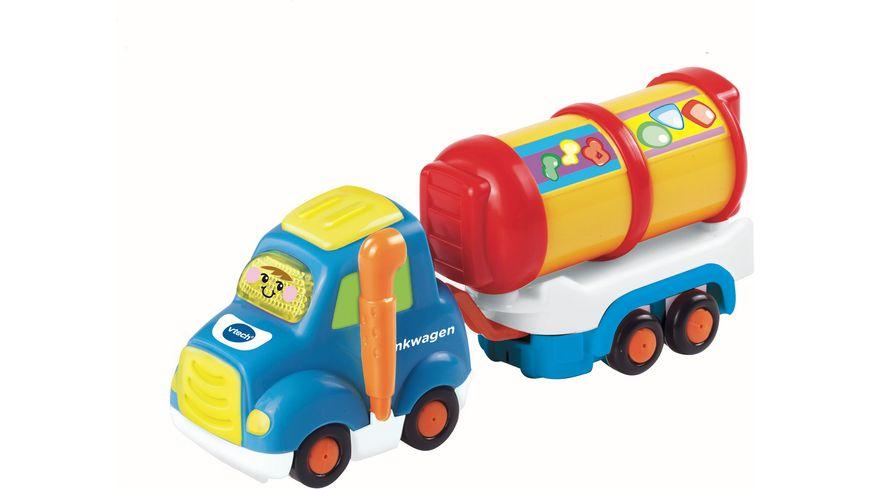 VTech Tut Tut Baby Flitzer Tankwagen Anhaenger