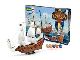 Revell 05719 Geschenk Set Royal Swedish Warship Vasa