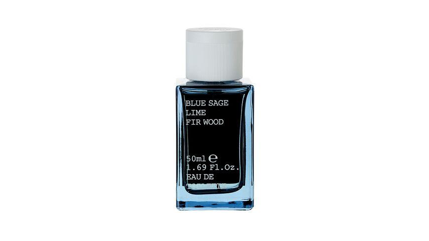 KORRES Blue Sage Lime Fir Wood Eau de Toilette
