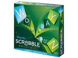 Mattel Games Scrabble Kompakt