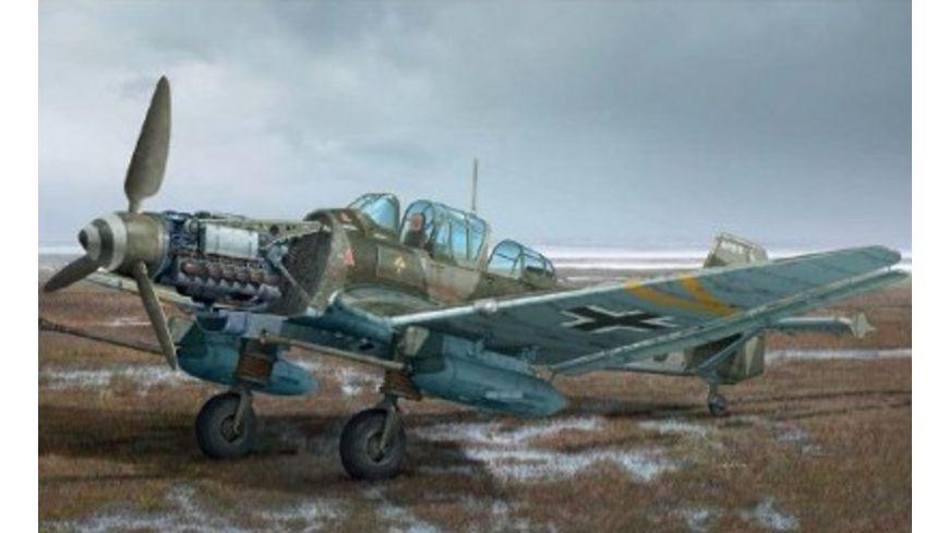 Italeri 2722 Flugzeuge 1 48 JU 87 G 2 Kanonenvogel