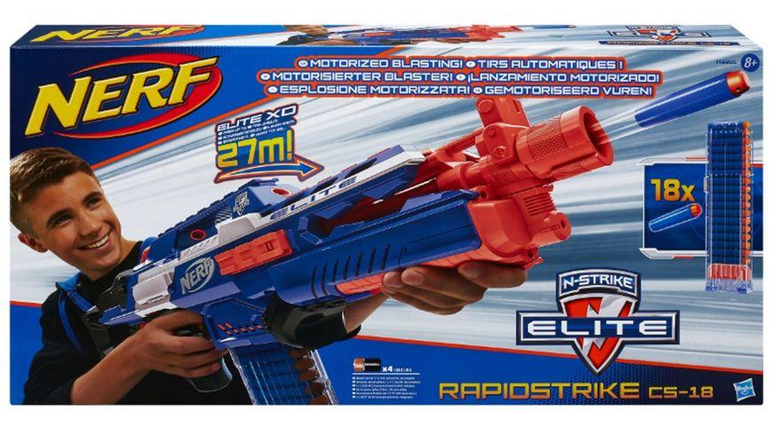 Hasbro Nerf N Strike Elite XD Rapidstrike