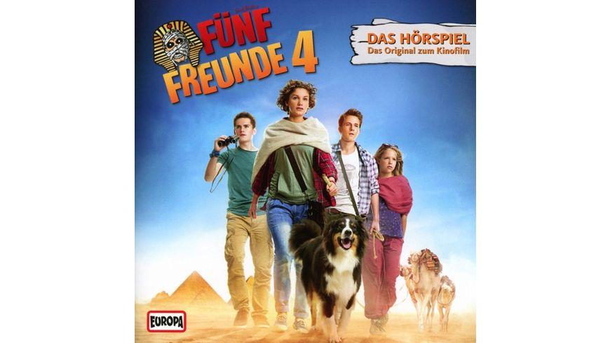 Fuenf Freunde 4 Das Original Hoerspiel zum Kinofil