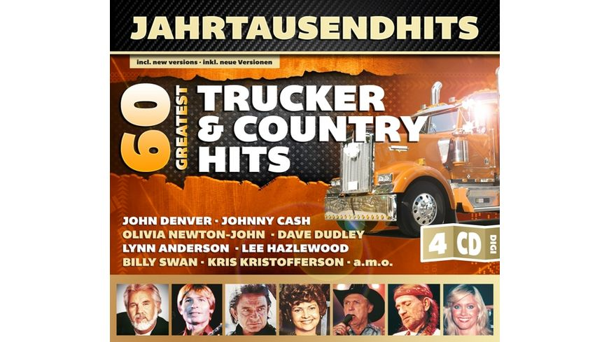 60 Greatest Trucker Country