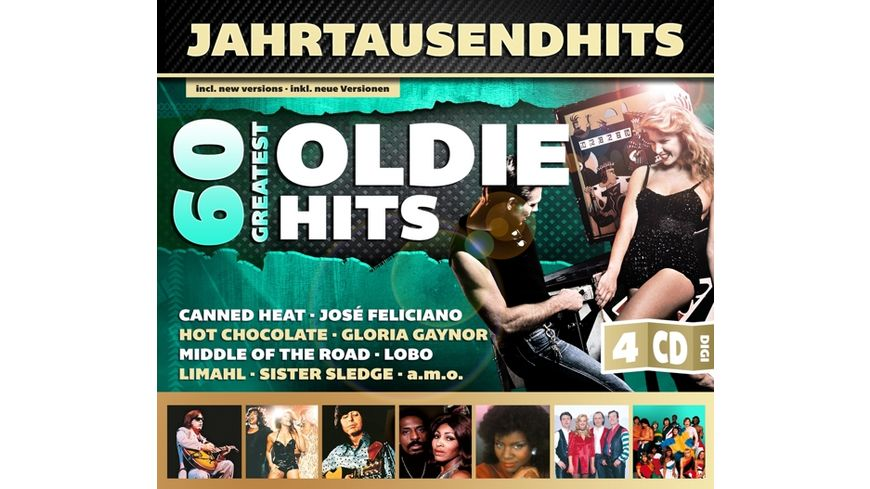 60 Greatest Oldie Hits