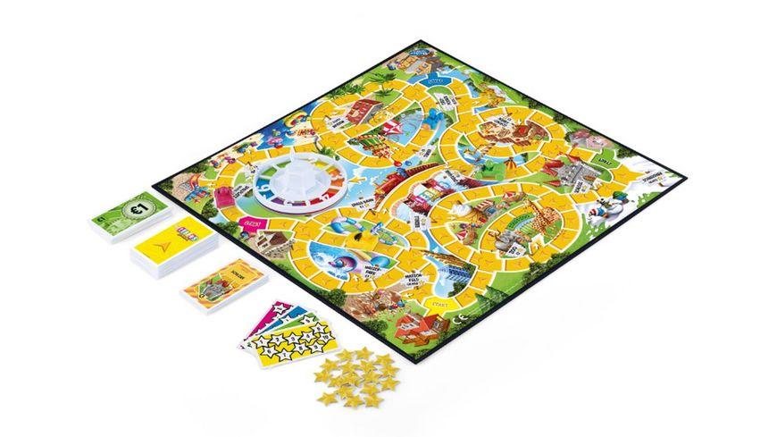 Hasbro Gaming Das Spiel des Lebens Junior