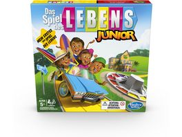 Hasbro Spiel des Lebens Junior