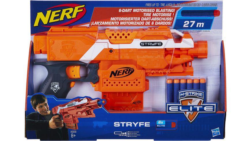 Hasbro Nerf N Strike Elite XD Stryfe