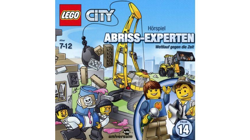 LEGO City 14 Abriss Experten CD