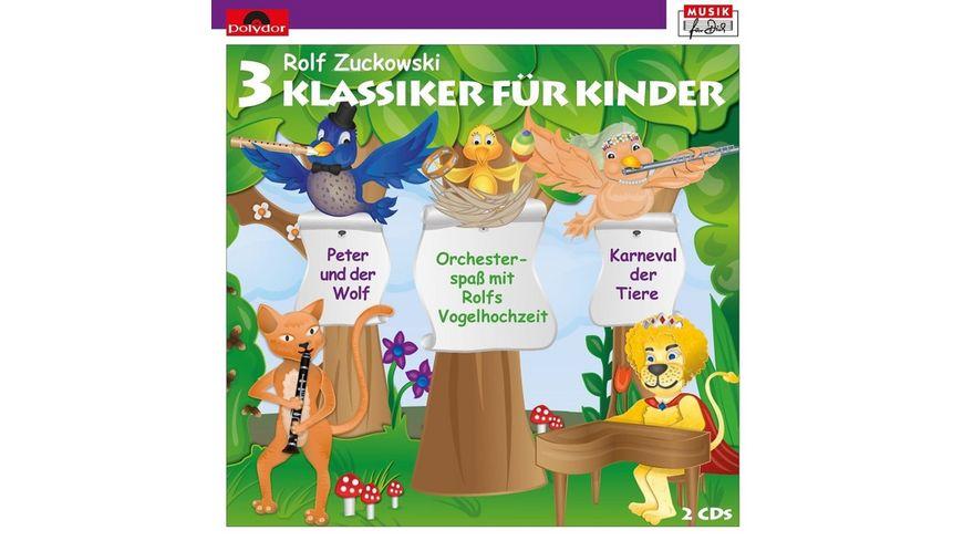 3 Klassiker Fuer Kinder