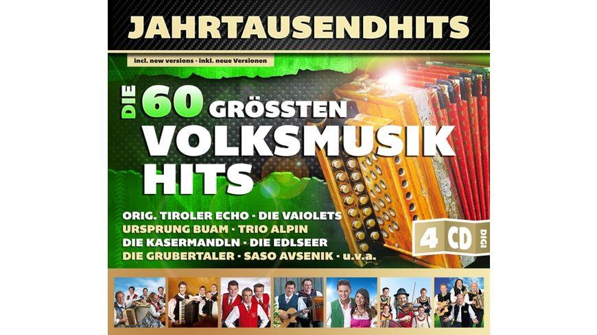 Die 60 groessten Volksmusikhits