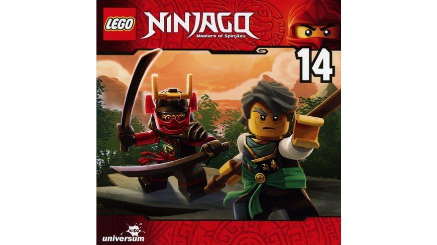 LEGO Ninjago CD14