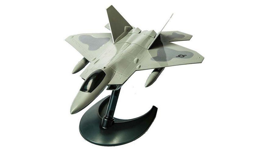 Airfix J6005 Modellbausatz Raptor Quick Build