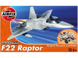 Airfix J6005 Modellbausatz Raptor Quick Build