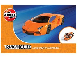 Airfix J6007 Modellbausatz Lamborghini Aventador