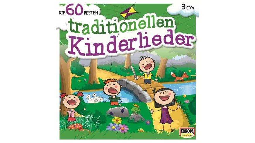 DIE 60 BESTEN TRADITIONELLEN KINDERLIEDER