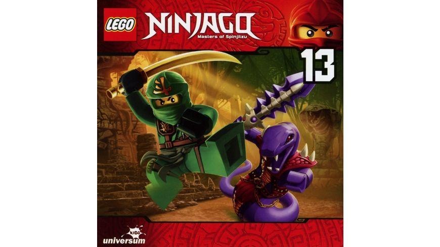 LEGO Ninjago CD13