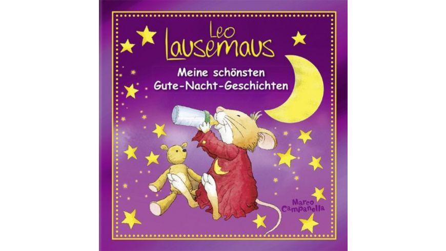 Buch Lingen Verlag Leo Lausemaus Meine schoensten Gute Nacht Geschichten