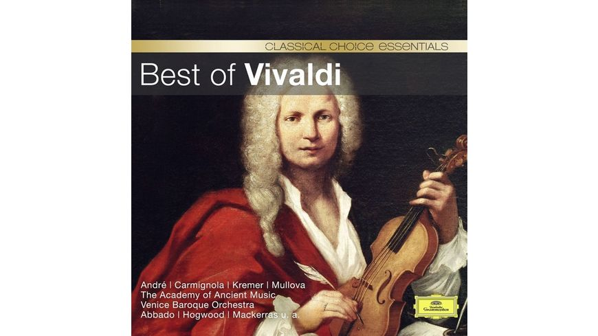 Best Of Vivaldi Classical Choice