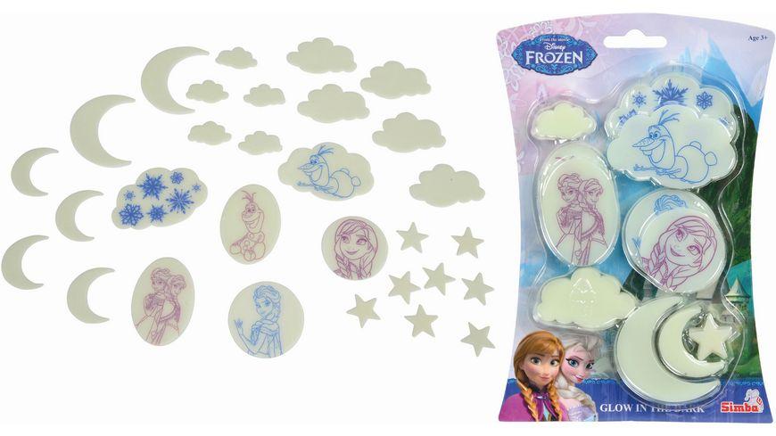 Simba Disney Frozen GID Set