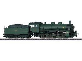 Maerklin 39550 Gueterzug Dampflokomotive mit Schlepptender