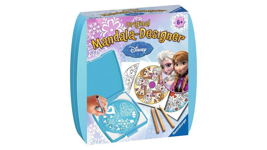 Ravensburger Spiel Mandala Designer Mini Frozen