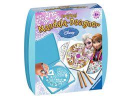 Ravensburger Beschaeftigung Mini Mandala Designer Frozen