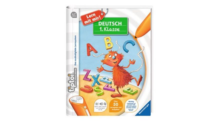 Ravensburger tiptoi Deutsch 1 Klasse