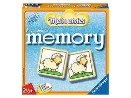 Ravensburger Spiel Mein erstes memory