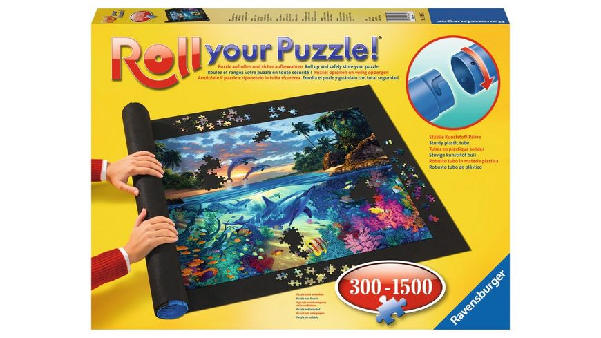 Ravensburger Puzzle Roll your Puzzle