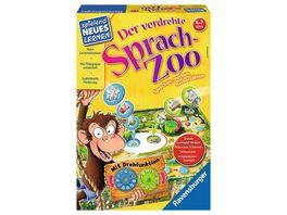 Ravensburger Spiel Der verdrehte Sprach Zoo