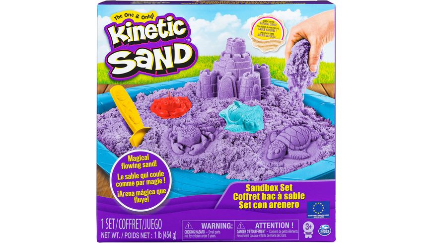 Spin Master Kinetic Sand Box Set