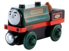 Fisher Price Thomas und seine Freunde Samson Dinos und Discoveries Holz
