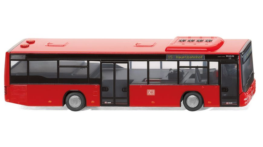 WIKING 070703 MAN Lion s City A78 mit Busfahrer DB