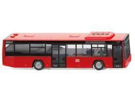 Wiking MAN Lion s City A78 mit Busfahrer DB