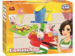 Mueller Toy Place Eismaschine kneten formen basteln