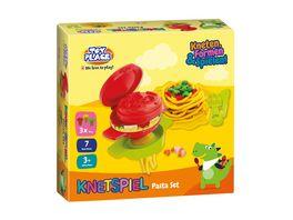 Mueller Toy Place Pasta Set kneten formen spielen