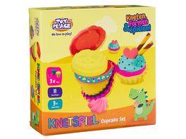 Mueller Toy Place Cup Cake Set kneten formen spielen