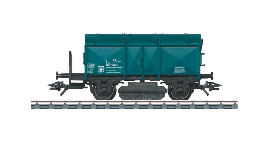 Maerklin 46049 Schienen Reinigungswagen
